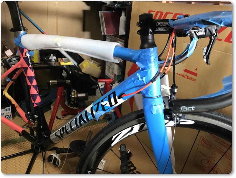 【一目でわかる】ロードバイクを自分で組み立てるときに必要な工具一覧!